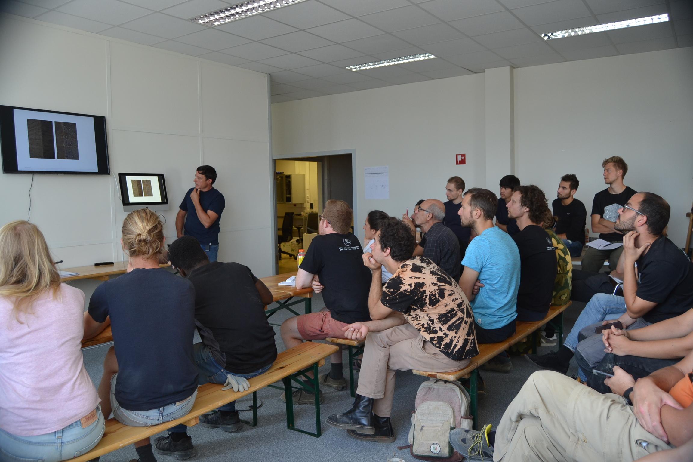 Workshop Brusseles - Fetdeterra